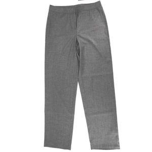 St. John Gray Summer Wool Trousers